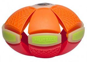 Phlat Ball JR. Svítící ve tmě Oranžovo červená EP Line