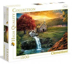 Puzzle CLEMENTONI 1500 dílků - Fata morgána 31683