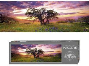 puzzle HEYE - 75 dílků - strom - Dub