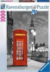 Puzzle Ravensburger 1000 dílků - Big Ben Londýn 194759