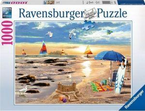 Puzzle Ravensburger 1000 dílků - Připraveni na léto   195275