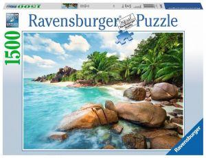 puzzle Ravensburger 1500 dílků  Fantastická pláž  163342