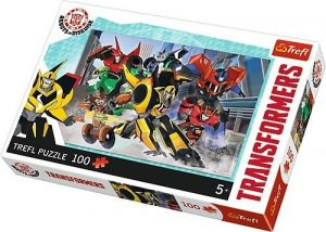 Puzzle Trefl 100 dílků - Transformers  16307