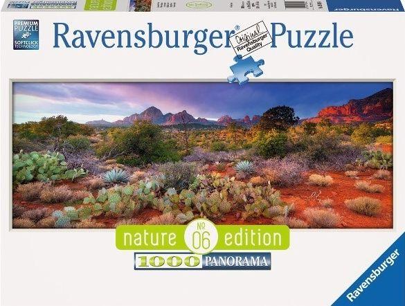 Puzzle Ravensburger 1000 dílků panorama - Jezero Jokulsarlon 150755