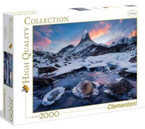 Puzzle Clementoni 2000 dílků - The Throne - Norsko 32556