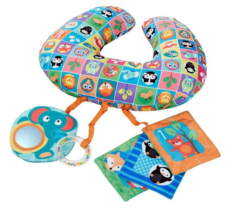 Chicco - aktivní centrum - polštář s hračkami