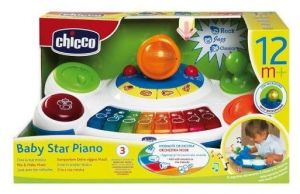 Chicco - Baby Star piáno