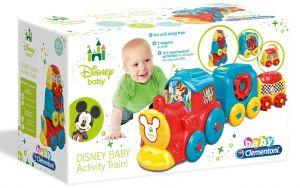 Clementoni Baby - vláček Disney