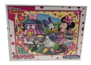 Clementoni puzzle 30 dílků - Minnie  Mouse   08516