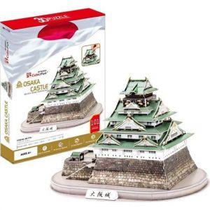 CubicFun 3D Puzzle Zámek Osaka