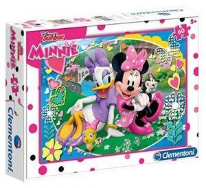 Dětské puzzle Clementoni  60 dílků  - Minnie    08428