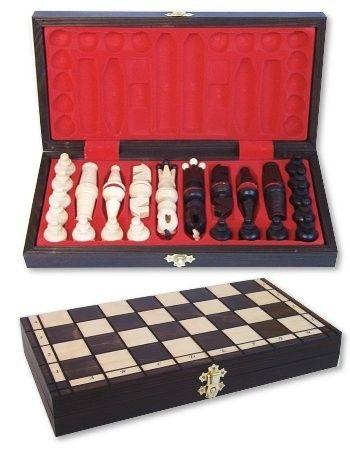 Dřevěné šachy KADET ( FILIPEK sz-13 )