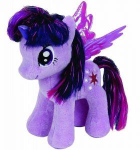 My Little Pony - Twilight Sparkle - 18 cm plyšový poník   41004
