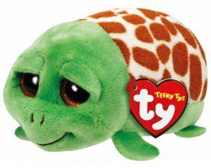 Plyšák TY - Teeny Ty´s - malá plyšová zvířátka -  Cruiser turtle  10 cm