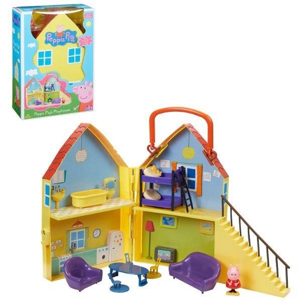 Prasátko PEPPA - domeček DeLuxe 05138 TM Toys