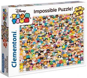Puzzle Clementoni 1000 dílků - Nekoneční Tsum Tsum   39363
