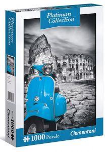 Puzzle Clementoni 1000 dílků - Platinum Coll  - Colosseum  39399
