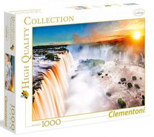 Puzzle Clementoni 1000 dílků - Vodopády  39385