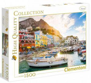 Puzzle Clementoni 1500 dílků  - Capri  31678