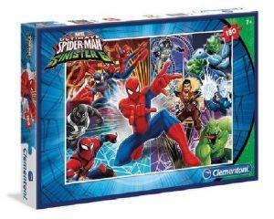 Puzzle Clementoni 180 dílků  -  Spiderman  07340