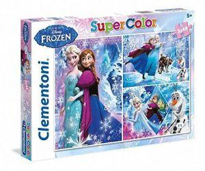 Puzzle Clementoni  - 3 x 48 dílků  - Frozen  25204