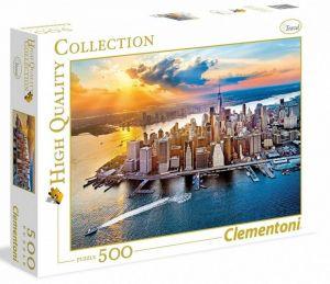 Puzzle  CLEMENTONI  500 dílků  New York      35038