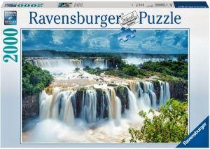 puzzle Ravensburger  2000 dílků  Vodopády Iguazu   166077