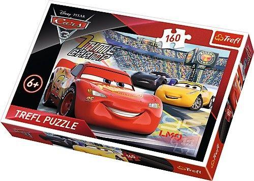 Puzzle Trefl 160 dílků - CARS 3 15339