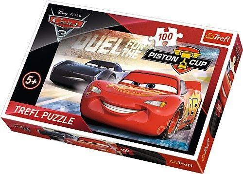 Trefl Puzzle 100 dílků - CARS 3 - 16313