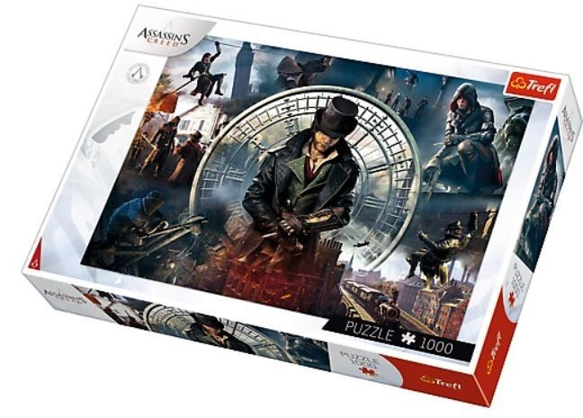 TREFL Puzzle 1000 dílků - Assassin's Creed 10451