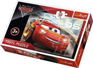 Trefl puzzle  30 dílků  - CARS 3  - 18215