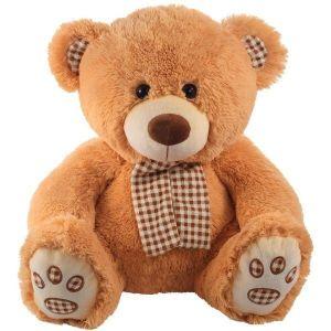 BEPPE -  Medvídek Barry  42 cm  medový  12771