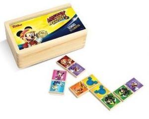 Dřevěné domino - Mickey - Roadster
