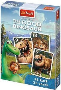 karty  Černý Petr - Hodný dinosaurus   -  TREFL 08467