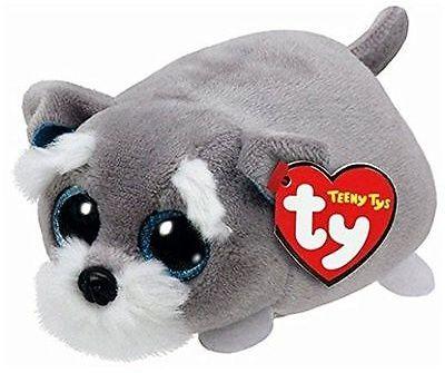 Plyšák TY - Teeny Ty´s - malá plyšová zvířátka - pejsek Jack 10 cm