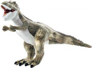 Plyšový dinosaurus - Tyrannosaurus  hnědý   25 cm plyšák  12951