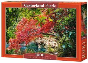 Puzzle Castorland  1000 dílků -  Japonská zahrada    103768