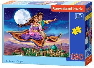Puzzle Castorland 180 dílků - Kouzelný koberec  018369