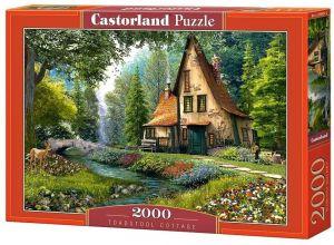 Puzzle Castorland 2000 dílků  Chaloupka  200634