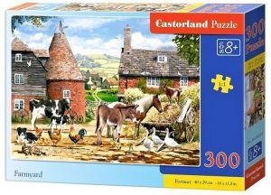 Puzzle Castorland 300 dílků - statek  030279
