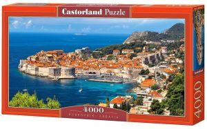 Puzzle  Castorland  4000 dílků - Dubrovnik - Chorvatsko   400225