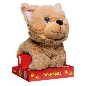 SNUGGIEZ - plyšová kočka  Ginger
