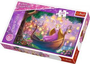 Trefl Puzzle 100 dílků - zasněná princezna -  16320