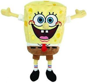 TY Beanie Babies  - SpongeBob    40466  - 15 cm plyšák