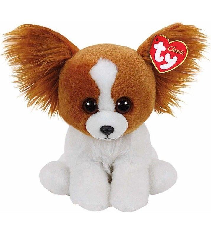 TY Beanie Boos - Barks - pejsek 41206 - 15 cm plyšák