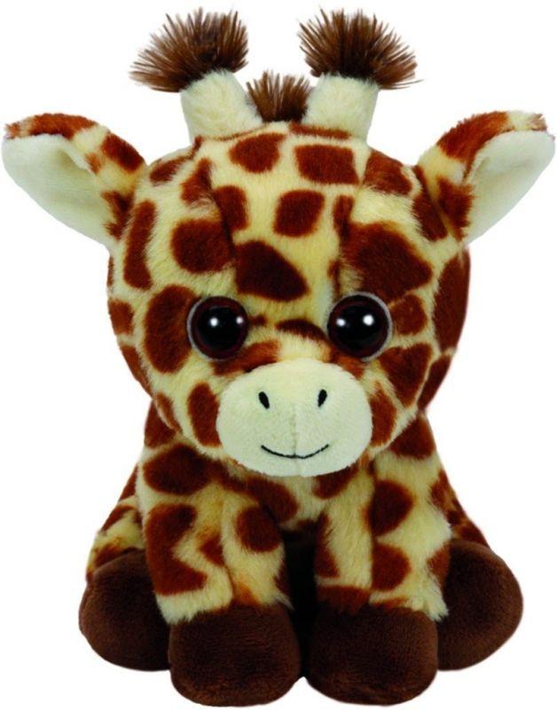 TY Beanie Boos - Peaches - žirafa 41199 - 15 cm plyšák