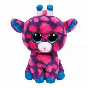 TY Beanie Boos - růžová žirafa  37058  - 42 cm plyšák