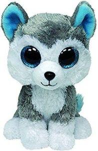 TY Beanie Boos - Slush - ( Husky )  pejsek 36902 - 24 cm plyšák
