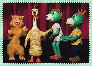35, 48, 54 a 70 dílků - 4 v 1 - Rodina Treflíků - puzzle Trefl 34290