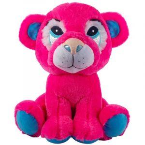 BEPPE -  lev Alex 34 cm - růžový - 13056